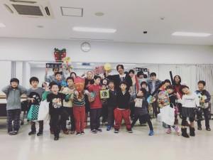優水会 クリスマスパーティー