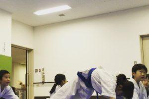 平成29年3月28日火曜日 京都の教育、実戦空手 久我下鳥羽支部 少年部