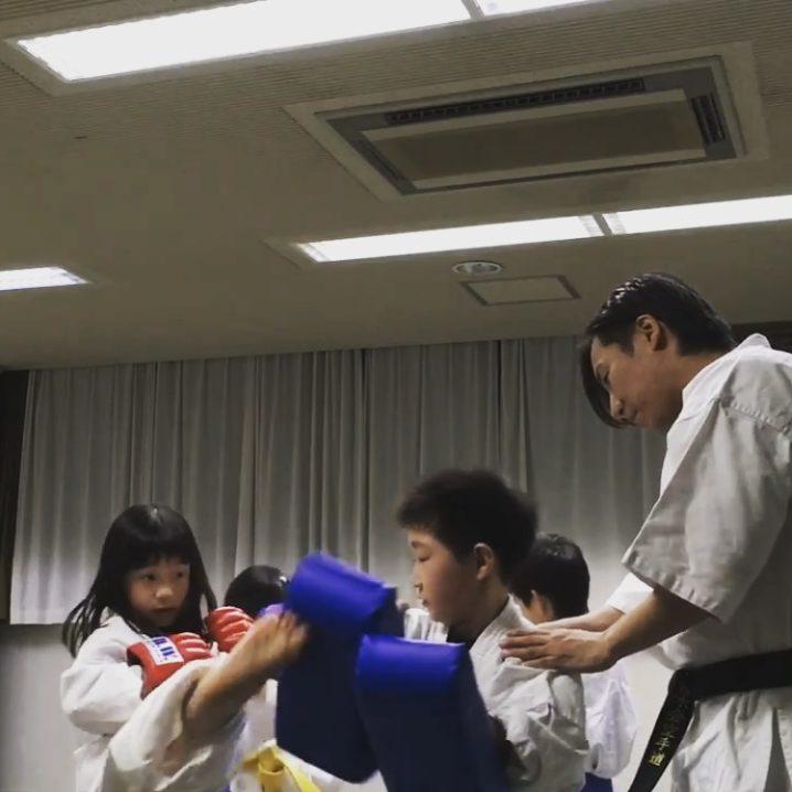 京都の教育、実戦空手 優水会 久我の杜支部