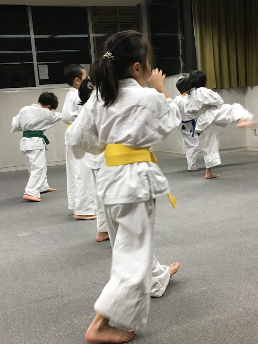 久我の杜支部 京都の教育、実戦空手 優水会
